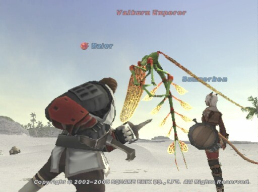 Chapter 2: Valkurm Emperor | Clan of the Angry Monkey (FFXI)